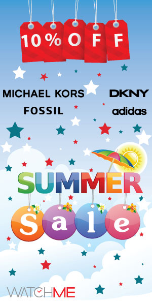 WatchMe - Summer Sales 2015